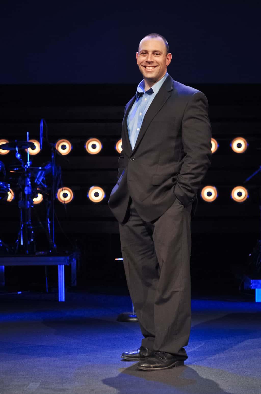 Denny Baker on Stage